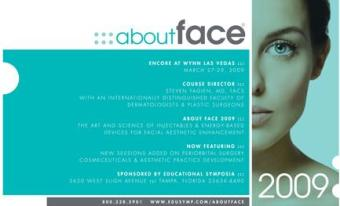 About Face Anti Aging Symposium 2009